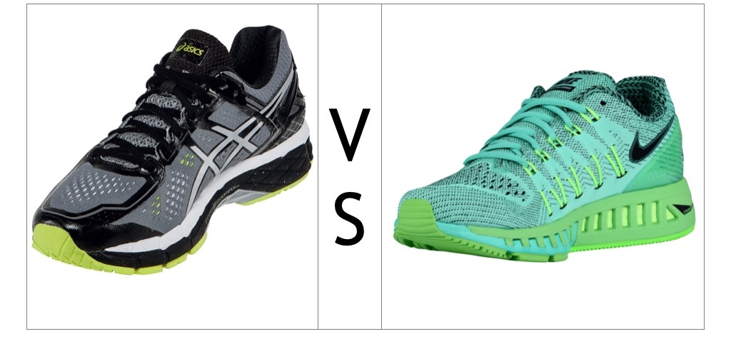 3ab30b7dc9d7 Duel review  Nike Odyssey versus Asics Kayano 22 – Sun and Sole