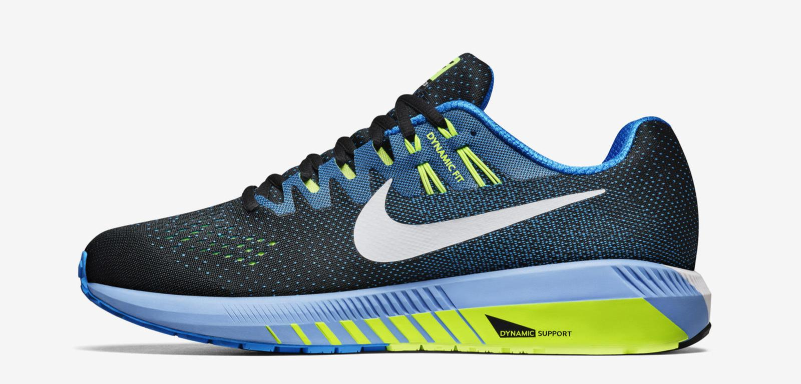 reputable site b89fd 86f5e Review  Nike Zoom Structure 20