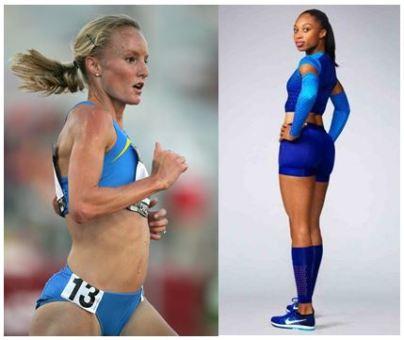 Photos courtesy of ivacy and NBC Olympics