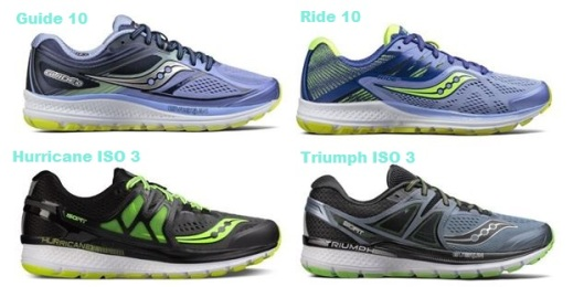 Photos courtesy of Saucony