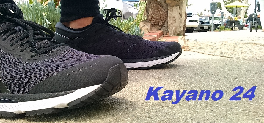 Review: Asics Kayano 24 – Sun and Sole
