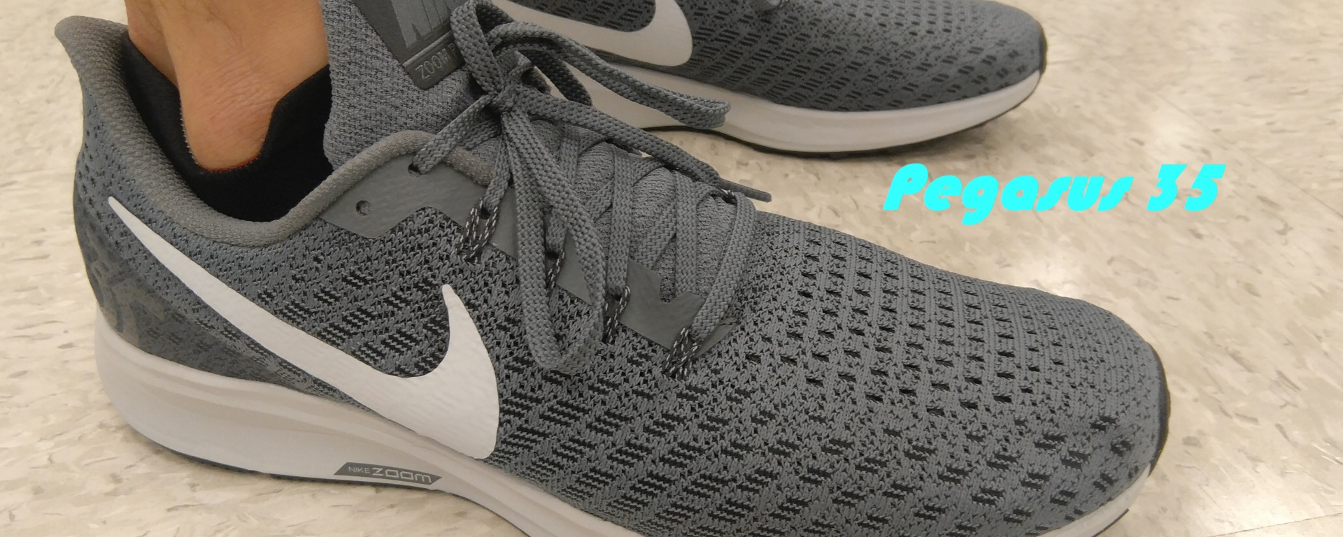 Review Nike Pegasus 35
