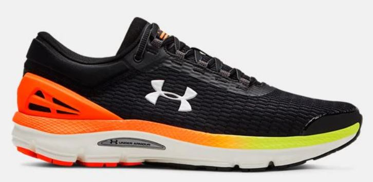Review: UnderArmour Charged Intake 3